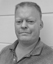 Rolf Stian Torvestad - Vedlikeholdssjef