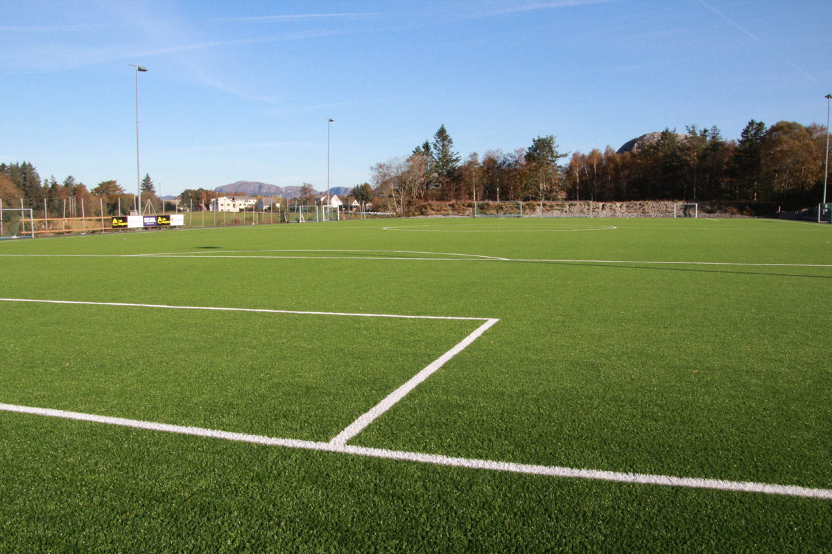 Kunstgressbane for fotball - Sviland IL
